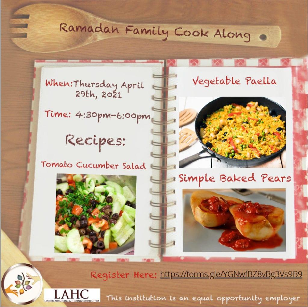 Ramadan Family Cook Along
