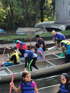 4th/5th Grade Canoeing Trip!