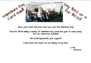 Valentine's Day Card Sale!