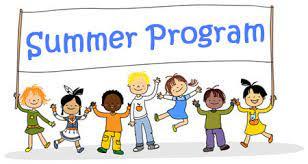 Summer Program starts TODAY