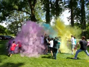 Color Run Success