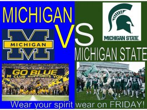 Support Your Team on Friday!