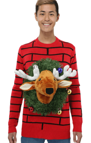 Spirit Week: Wednesday is Holiday Sweater Day