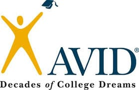 Turn in your AVID Applications