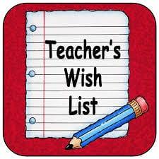 teacherswishlist
