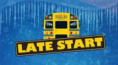 Late Start Day: Wednesday, May. 16, 2018