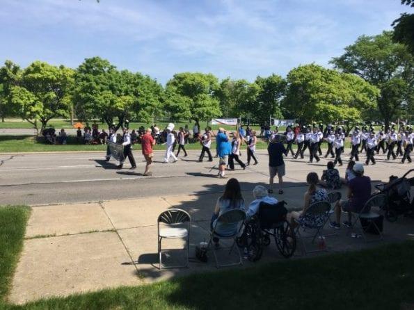 Dearborn Memorial Day Parade 2018