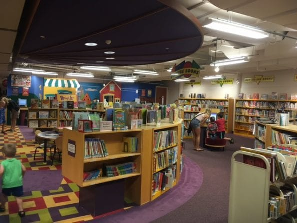 Dearborn Public Library Guidelines for students during June 04-15
