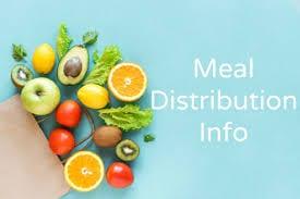 Student Meal Distribution on Fridays توزيع وجبات للطلاب كل يوم جمعة