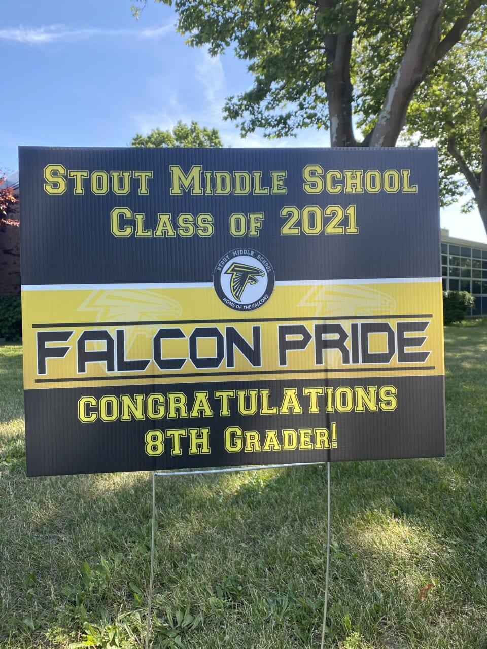 8th Grade Honors Slideshow