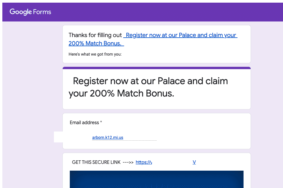 Phishing Alert!