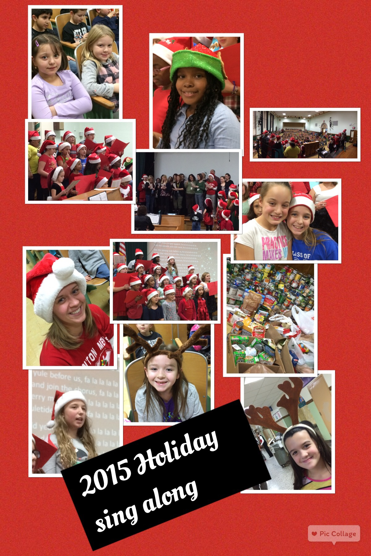 Holiday Sing Along & 'Can' Do Total!