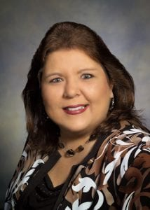 Board Member Roxanne McDonald